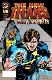 The New Titans (1984-) #127