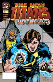 The New Titans (1984-) #127