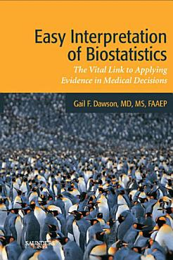 Easy Interpretation of Biostatistics E Book PDF