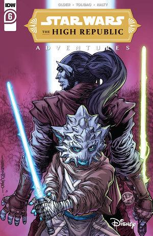 Star Wars  The High Republic Adventures  6