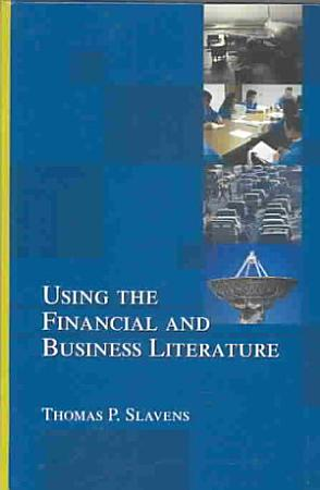 Using the Financial and Business Literature PDF