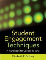 Student Engagement Techniques PDF