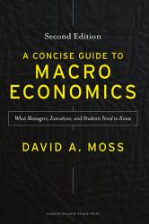 A Concise Guide To Macroeconomics Book PDF