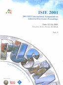 ISIE 2001 PDF