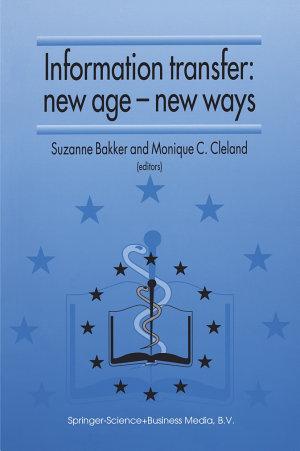 Information Transfer  New Age     New Ways