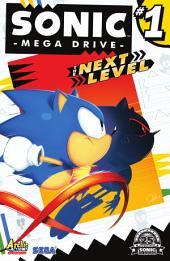Sonic: Mega Drive - Next Level #1: The Next Level
