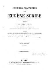 Oeuvres complètes: Volume2,Partie2