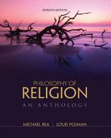 Philosophy of Religion  An Anthology PDF