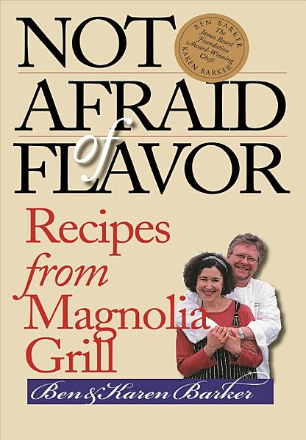 Download Not Afraid of Flavor Book