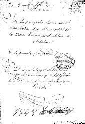 Memoria sobre las principales observaciones clinicas hechas al pié del manantial de los baños termo-minerales-salinos de Jabalcuz, en la presente temporada de 1848