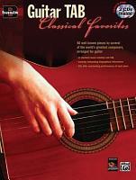 Basix Guitar TAB Classical Favorites PDF