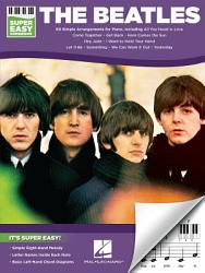 The Beatles Super Easy Songbook Book PDF