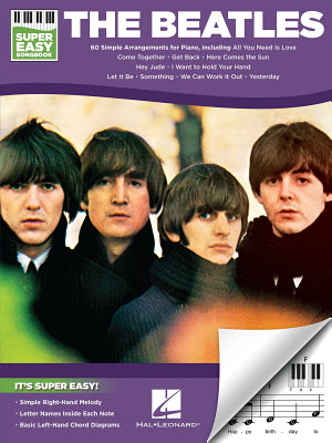 The Beatles   Super Easy Songbook
