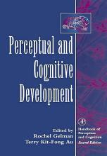 Perceptual and Cognitive Development PDF