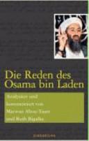 Die Reden des Osama bin Laden