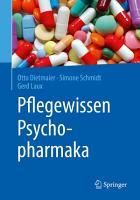 Pflegewissen Psychopharmaka PDF