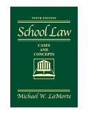School Law Book