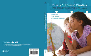 Powerful Social Studies for Elementary Students PDF