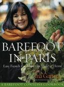 Barefoot Contessa in Paris Book