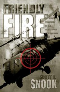 Friendly Fire Book