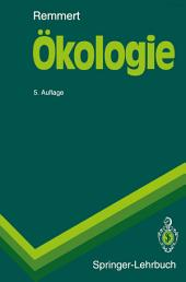 Ökologie: Ein Lehrbuch, Ausgabe 5