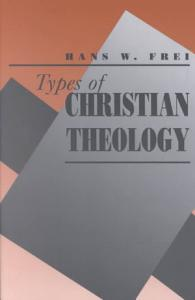 Types of Christian Theology Book
