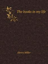 The books in my life: Volume 1