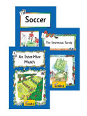 Soccer; the Bird House; the Enormous Turnip