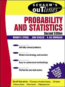 Schaum s Outline of Probability and Statistics PDF