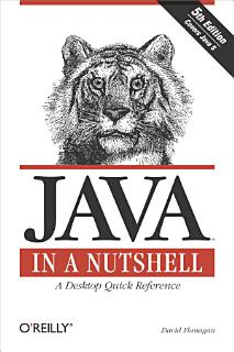 Java in a Nutshell Book