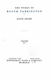 The Works of Booth Tarkington: Volume 15