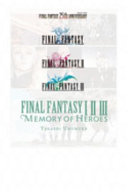Final Fantasy I   II   III PDF