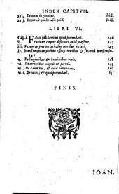 I. B. Portae ... Physiognomoniae coelestis libri sex