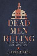 Dead Men Ruling PDF