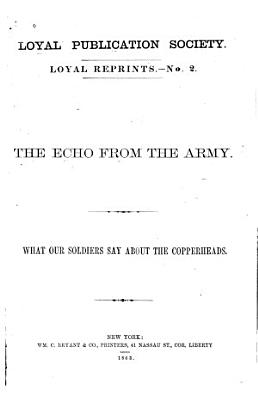 The Echo from the Army