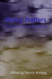 Money Matters: Essays in Honour of Alan Walters