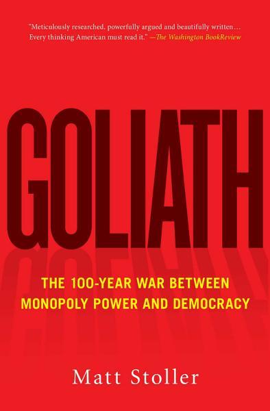 Download Goliath Book