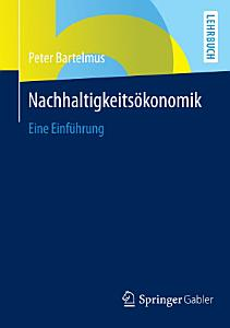 Nachhaltigkeits  konomik PDF