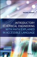 Introductory Electrical Engineering With Math Explained in Accessible Language PDF