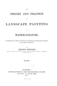 The Theory and Practice of Landscape Painting in Water colours PDF