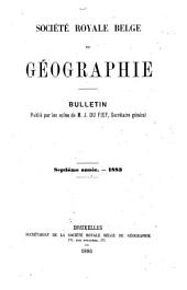 Bulletin: Volume7