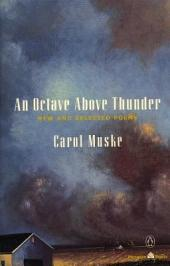 AN Octave above Thunder: New and Selected Poems