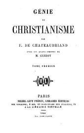 Génie du christianisme: Volume1
