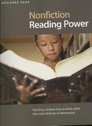 Nonfiction Reading Power Book PDF
