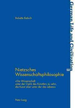 Nietzsches Wissenschaftsphilosophie PDF
