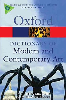 A Dictionary of Modern and Contemporary Art PDF