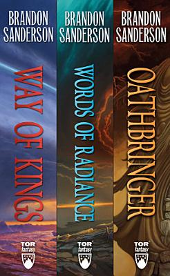 The Stormlight Archive  Books 1 3
