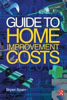 Guide to Home Improvement Costs PDF