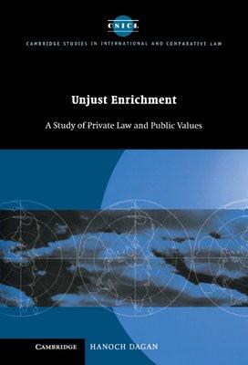 Unjust Enrichment PDF