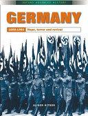 Germany, 1858-1990